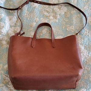 Madewell The zip top carryall transport